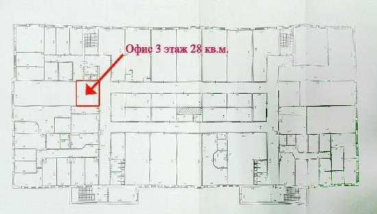 Аренда коммерческой недвижимости, 50м <sup>2</sup>, г. Тольятти, Южное ш-се  22