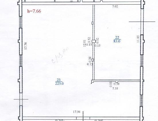 Аренда коммерческой недвижимости, 225м <sup>2</sup>, г. Тольятти, Громовой